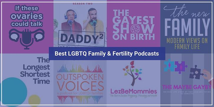 Best LGBTQ Family & Fertility Podcasts (1)