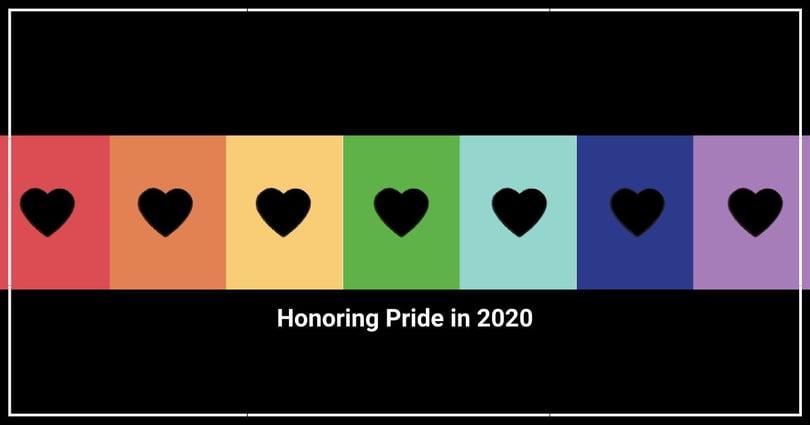 Honoring Pride in 2020