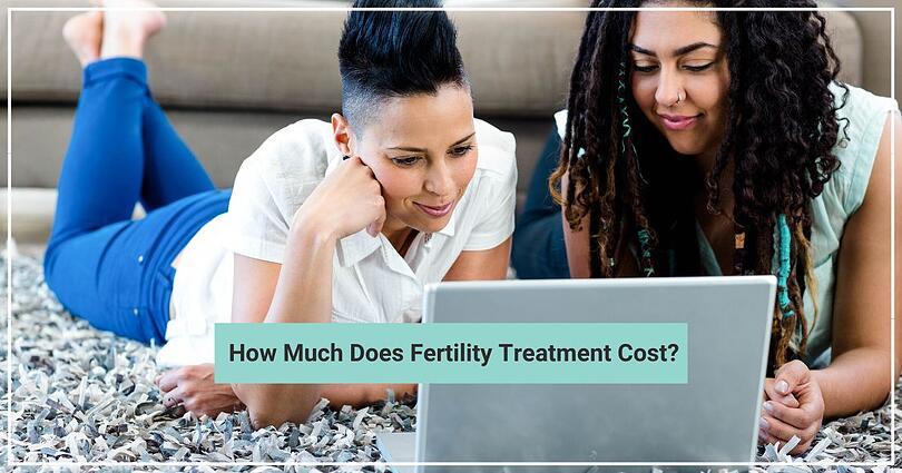 How Much Does Fertility Treatment Cost for Lesbians?