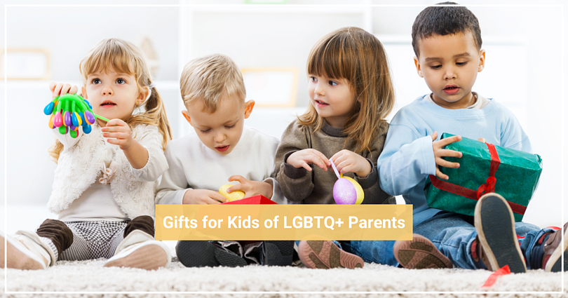 Gifts for Kids of LGBTQ+ Parents