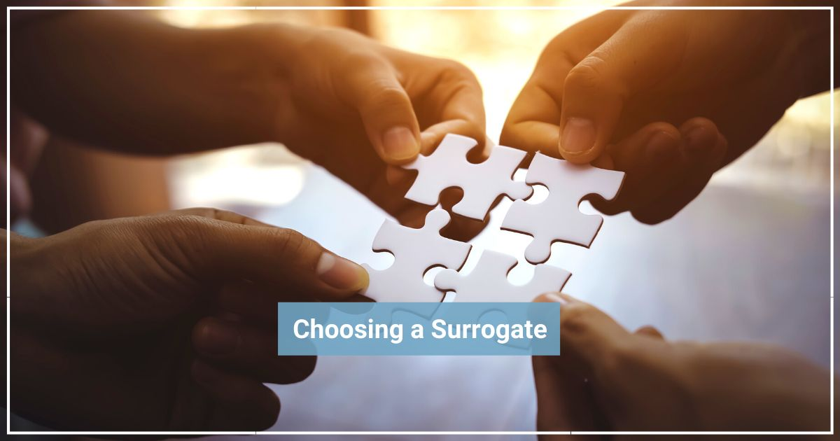 surrogate for gay men