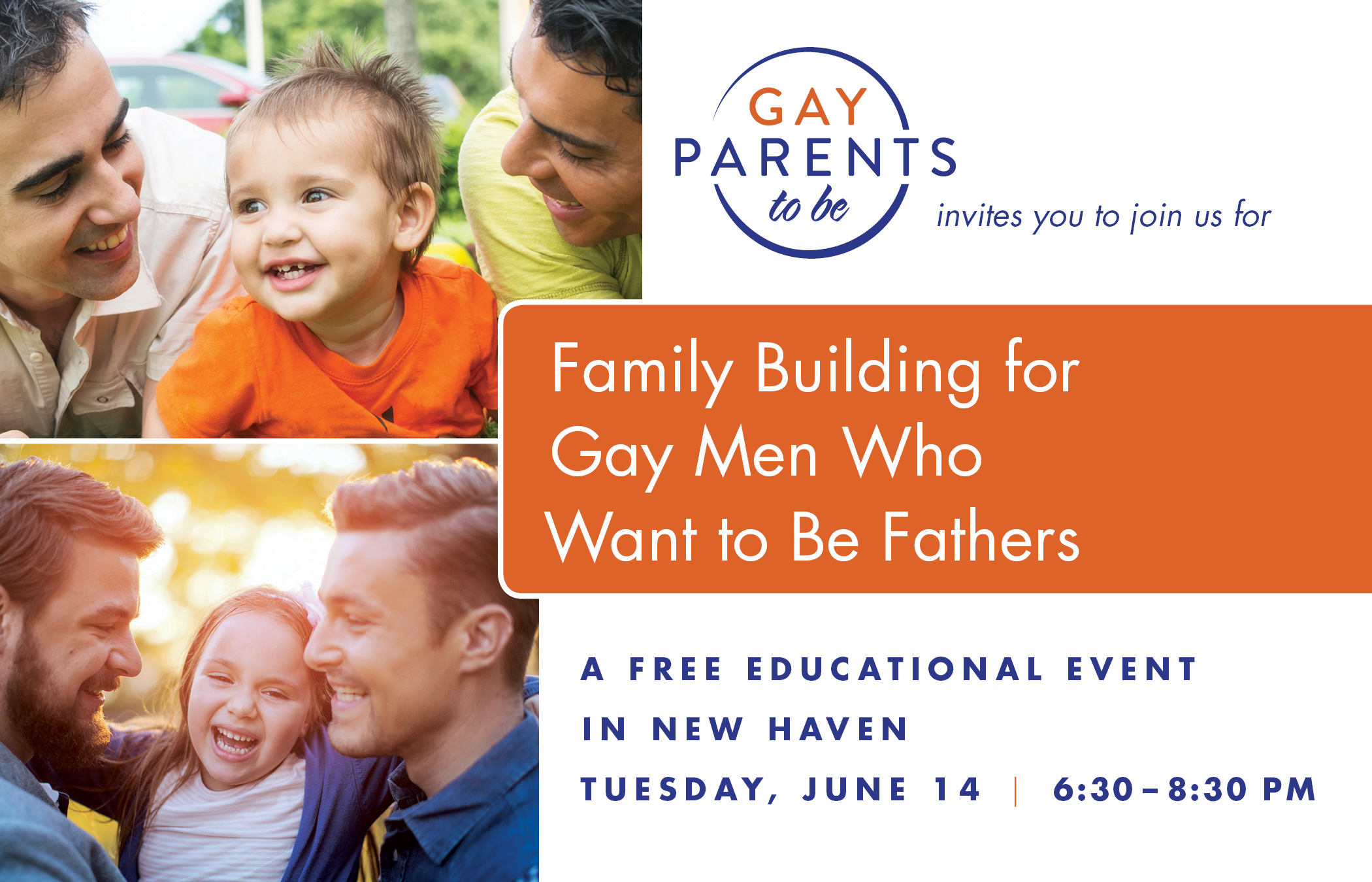 GPTB New Haven Gay Parenting Event