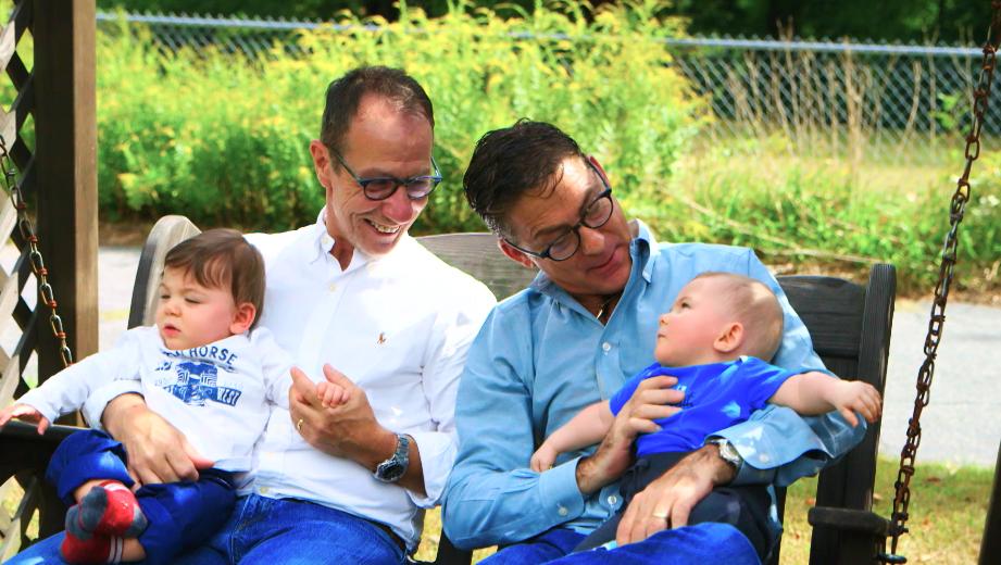 GayParentsToBe Jeff + Ed | Family Building Story