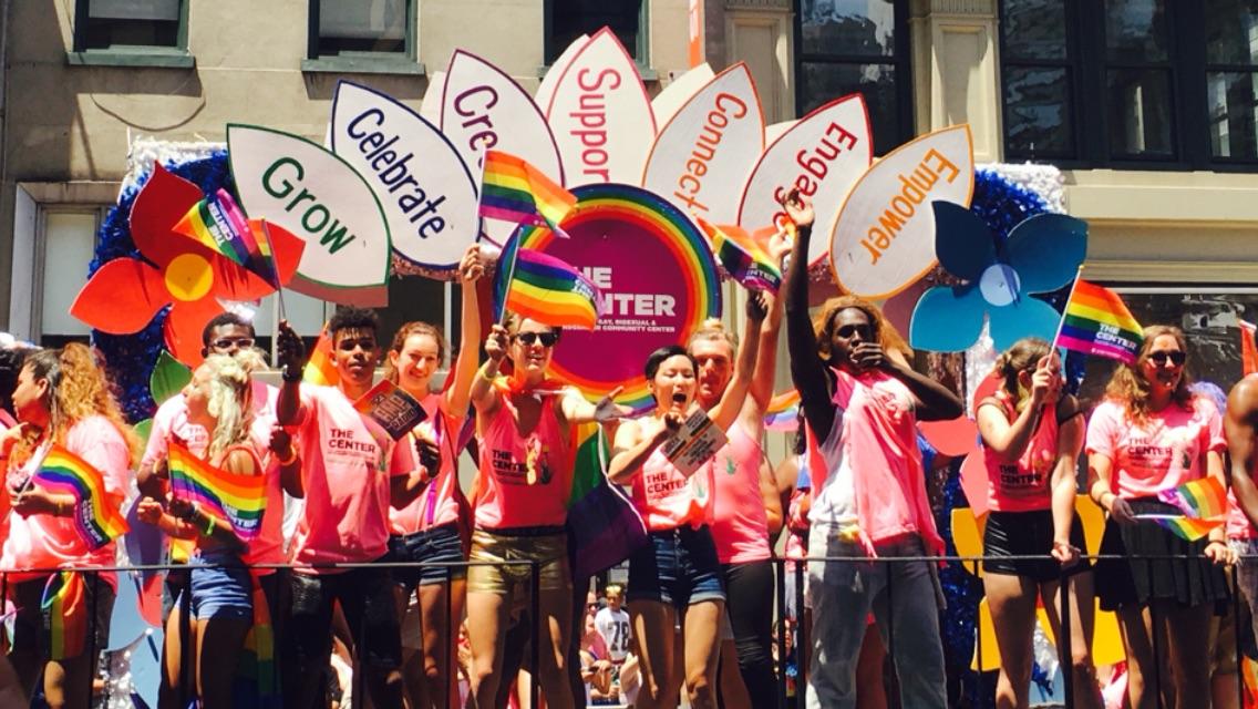 GayParentsToBe LGBT Pride Parade