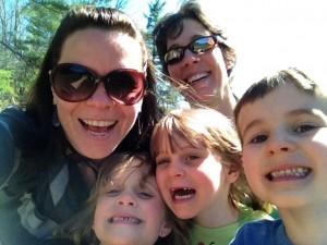Ryen Family   Lesbian Mother's Day