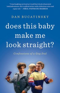 Does This Baby Make Me Look Straight | lgbt gifts for gay parents