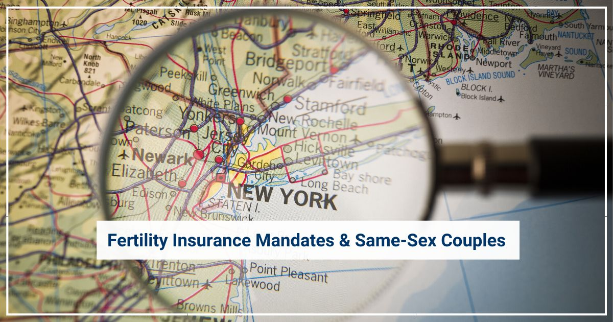 fertility insurance mandates same sex couples