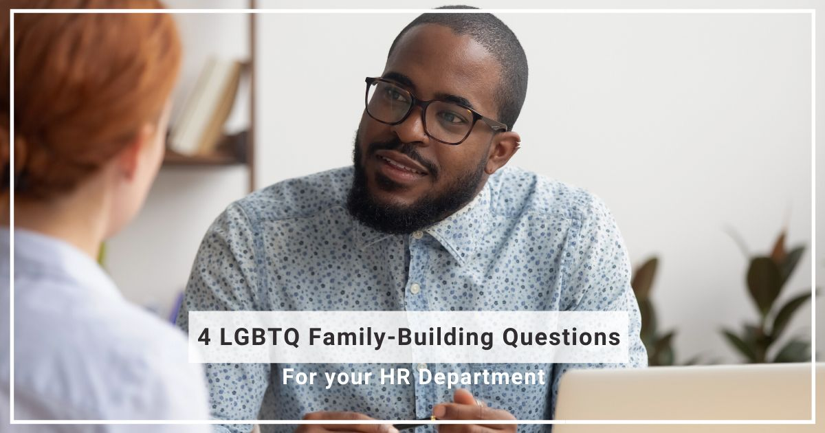 lgbtq fertility insurance questions