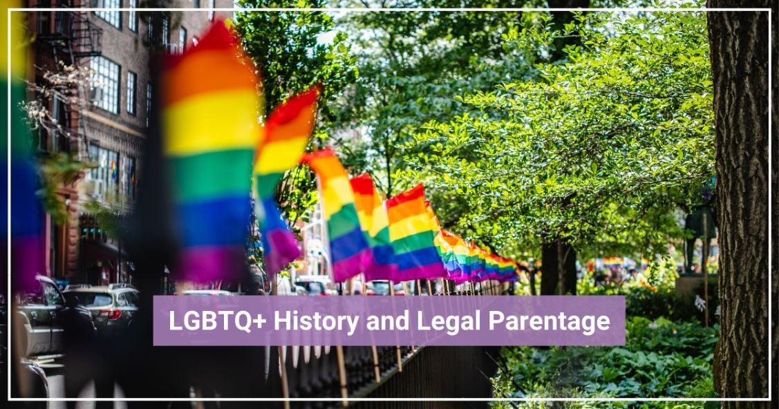 LGBTQ history legal parentage