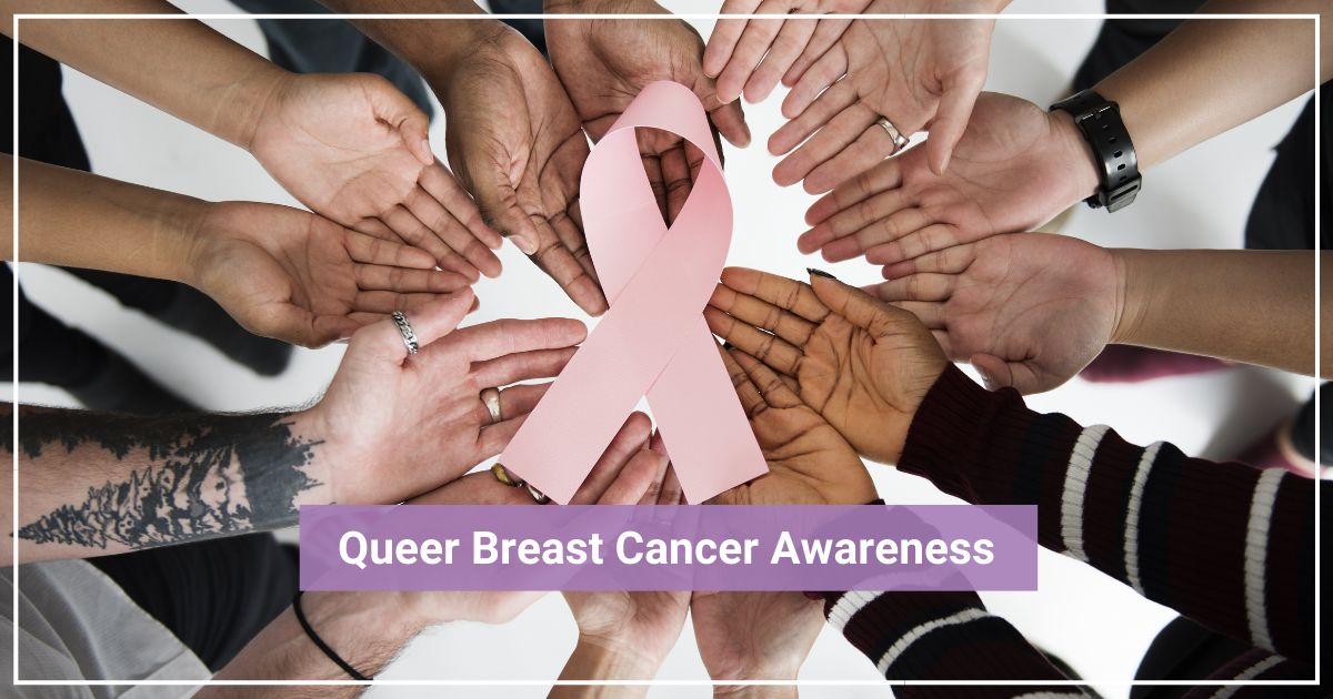 lgbtq breast cancer awareness