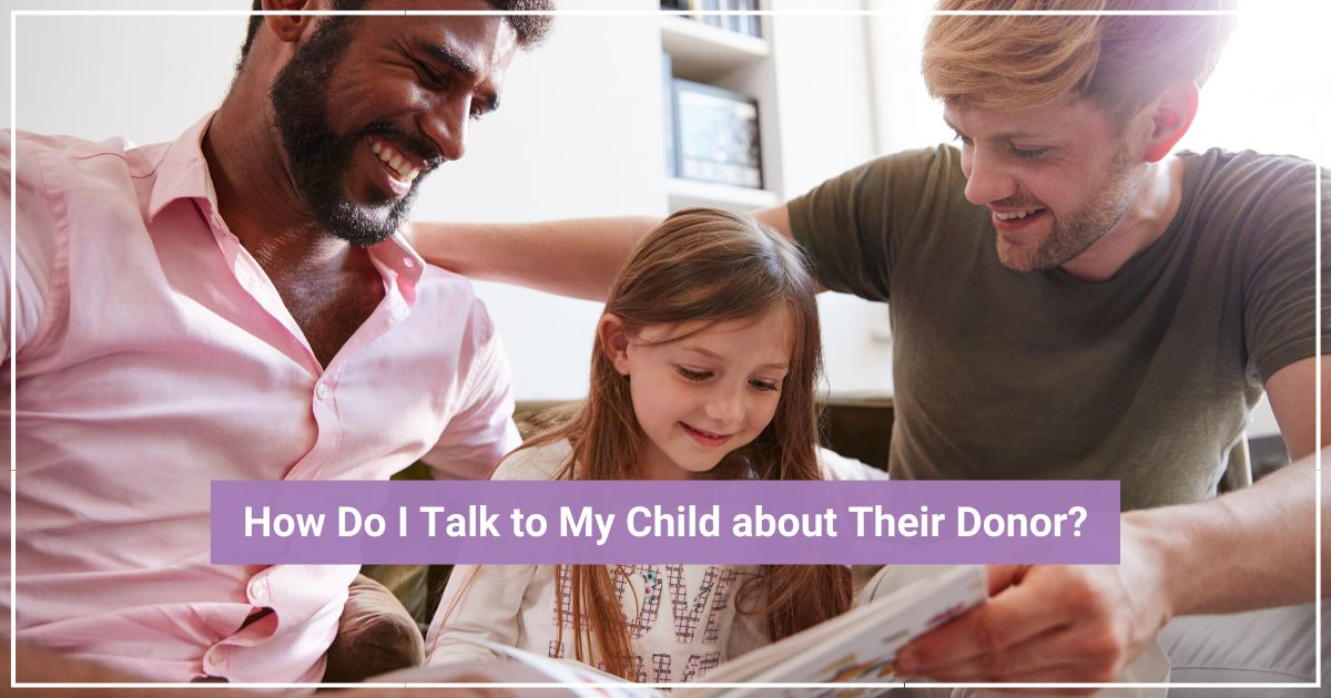 same sex parenting donor questions